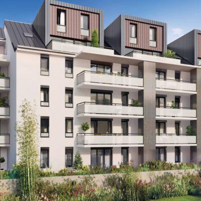 Anaphore - Réalisation Cogeco Immobilier à Grenoble en Isère