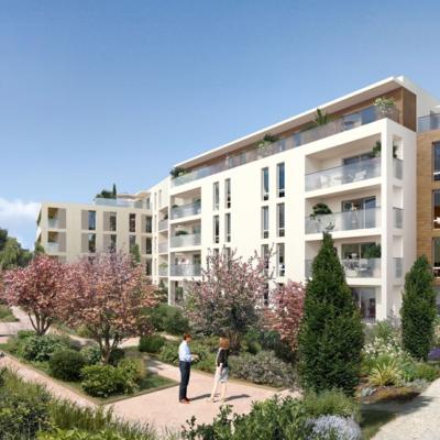 Domaine de la Forestière - Réalisation Peterson Immobilier à Ecully dans le Rhône